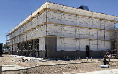 A Peek Over The Plans: Maricopa is Building a Bright Future (Volume 6)