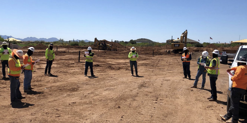 A Peek Over The Fence: Maricopa is Building a Bright Future (Volume 9)