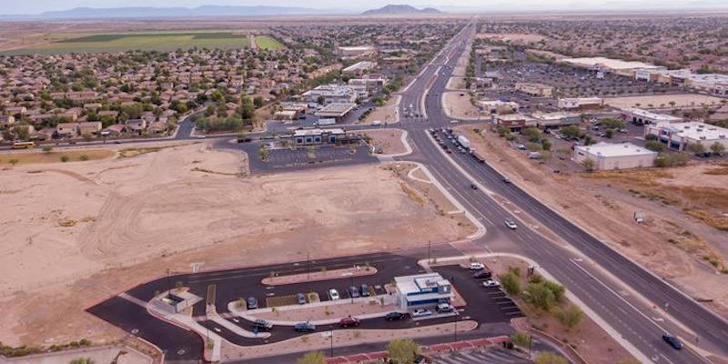 ViaWest Sells 20 Acres in the City of Maricopa for $4.259M