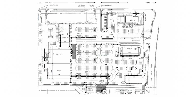 rendering of Sonoran Creek site plan