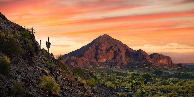 Arizona No. 1 for Most Affordable Land in United States