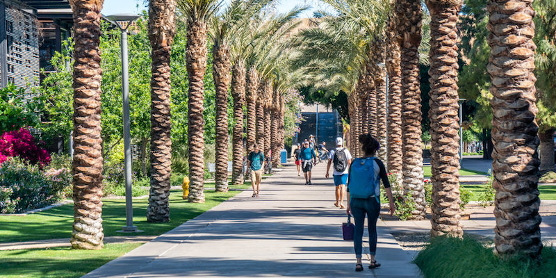 ASU Named Most Innovative University for 7th Straight Year